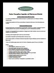 Sunken Trampolines Maintenance Contract